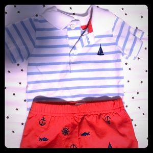 3 month Nautica outfit